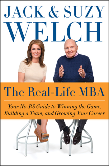 Real Life MBA with Jack & Suzy Welch